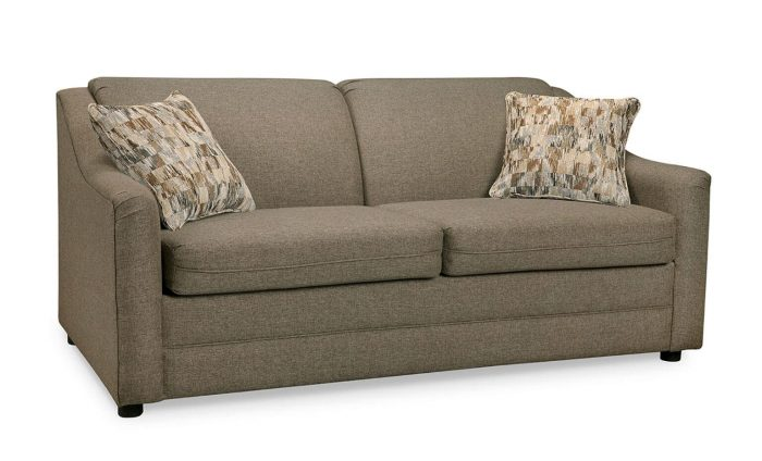 raven double simmons sofa bed