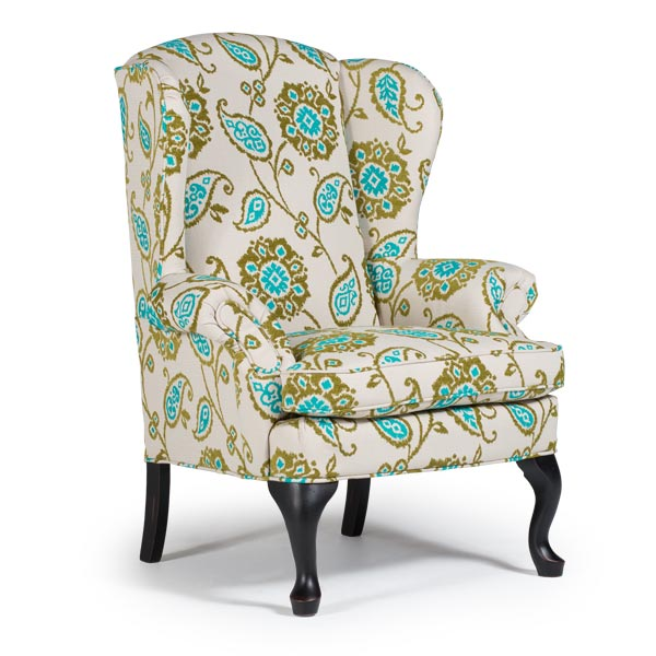sylvia wing chair